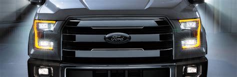 Led Lighting For Trucks F 150 Brings Led Tech To Trucks Lamarque Ford New