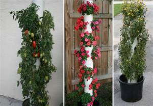 How To Make Vertical Garden Planters How To Make Your Own Vertical Planter Guest Gardeners