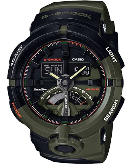Limited Edition G Shock ga500k 3a limited edition mens watches casio g shock