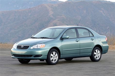 Toyota Recall 2005 Corolla The Torque Report August 2010 Archives