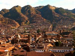 The City Of The City Of Cusco Davis Cusco Mission