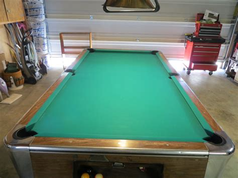 national pool table company where can i purchase rails for an x 4