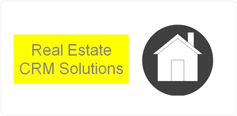 crm for real estate management on proven sugarcrm platform