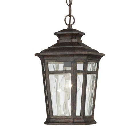 home decorators lighting home decorators collection waterton 1 light dark ridge