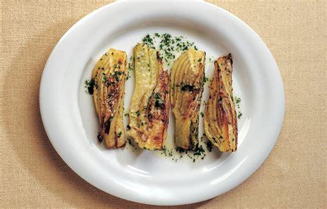 finocchio ricette di cucina ricetta spicchi di finocchio brasati al burro le ricette