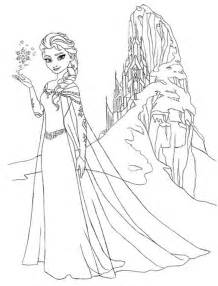 frozen color sheets frozen coloring pages 3 coloring