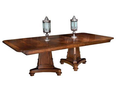 Traditional Dining Table Traditional Dining Table New Orleans By Hekman He 11320