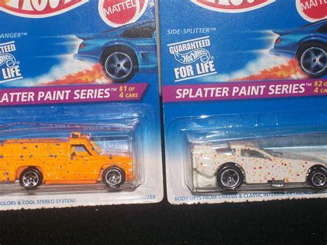 Wheels Splatter Paint Series wheels splatter paint series set of 4 contemporary manufacture