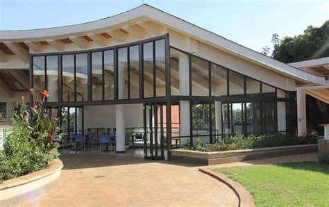 Of Nairobi School Of Business Mba Projects by Sfa Architects Shamla Fernandes Architects
