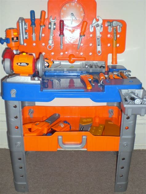 toy work benches workspace craftsman workbench home depot toy work bench