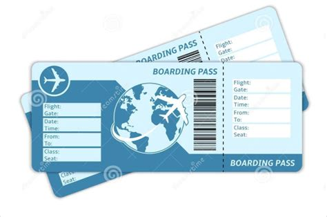 9 Best Travel Ticket Templates Psd Ai Word Free Premium Templates Travel Ticket Template
