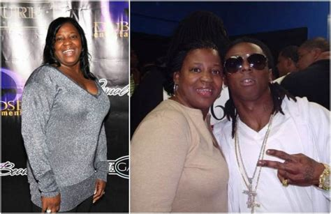 Who are the family members of the famous rap artist Lil Wayne? Lil Waynes Mom