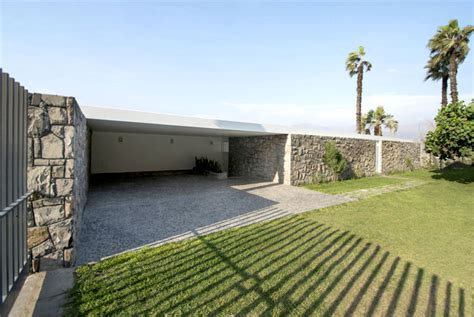 modern american architecture south american luxury villa in peru interiorzine