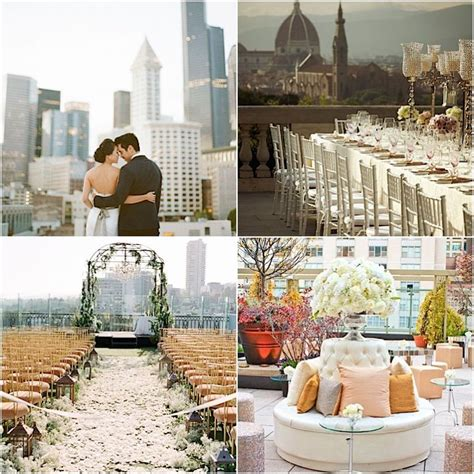 rooftop decorations rooftop wedding decorations crowdbuild for