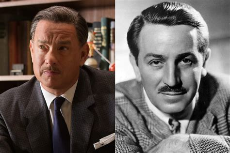 walt disney biography movie tom hanks 9 real people tom hanks has played in movies