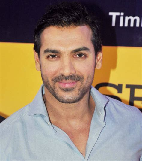 john abraham john abraham didn t mind staying in the shadows for the