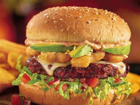 Jong Food surprising vegan fast food items business insider