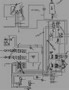 komatsu excavator wiring schematic excavator free printable wiring diagrams
