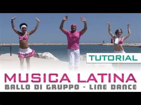 tutorial dance latino ballo latino americano tutorial