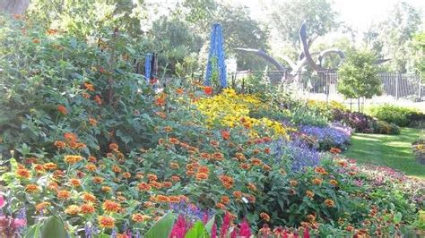 Rotary Botanical Gardens by All America Selections Summer Summit In Wi Will