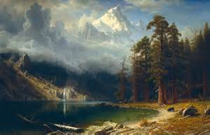 american landscaping american landscape painters from 19th century