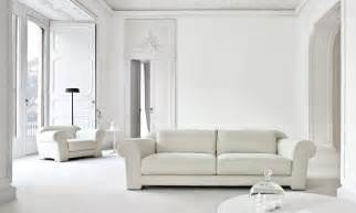 White Livingroom Furniture by Luxury Living Rooms From Busnelli