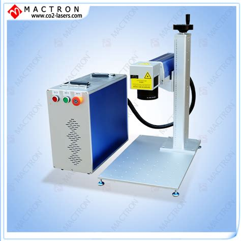 silver woodworking machinery 30w desktop laser engraver fiber laser marking machine
