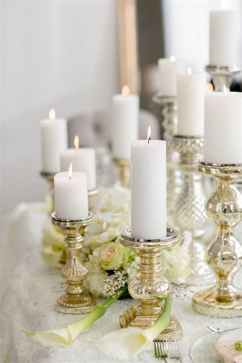White Glamorous Wedding Ideas by Atmosphere Weddings {ENV