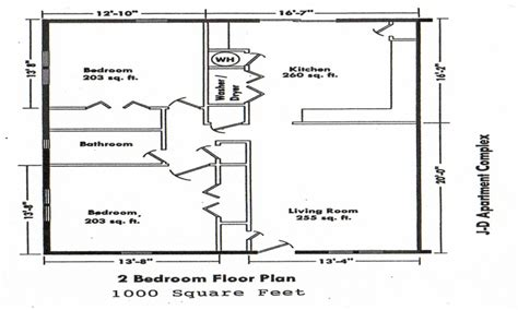 simple floor plan with 2 bedrooms 2 bedroom house simple plan 2 bedroom house floor plans 2