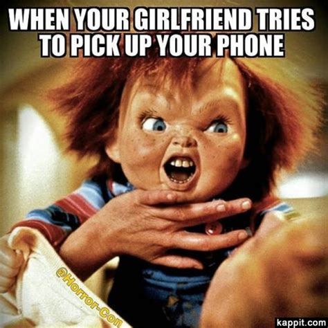 Memes For Your Girlfriend - when your girlfriend tries to pick up your phone