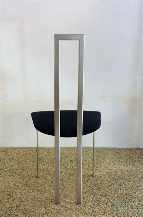 sedie design anni 70 fabulous cattelan italia sedie anni u acciao e tessuto
