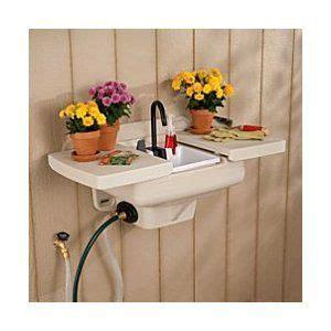 Outdoor Sink No Plumbing Required by Outdoor Sink No Plumbing 79 98 Gardening