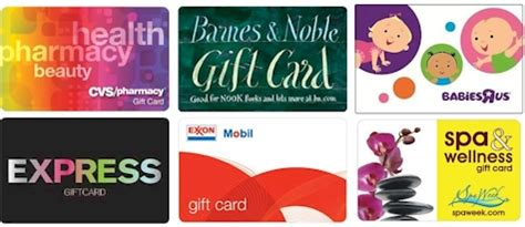 Cvs Discount Gift Card - daily cheapskate discounts off popular gift cards cvs barness noble babies r us