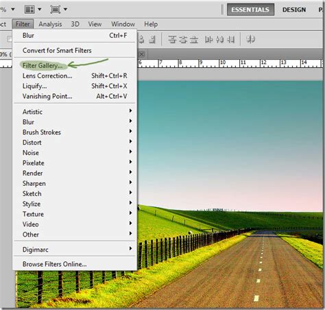 a basic guide to photoshop filters tutorial