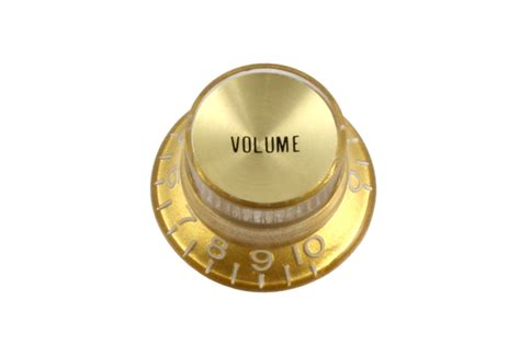 Volume Knob Brooches From Tatty by Gold Volume Reflector Knobs Allparts