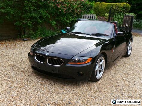 electronic stability control 2003 bmw z4 on board diagnostic system 2003 sports convertible z4 for sale in united kingdom