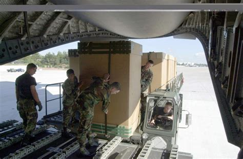 pallets boxes and containers part 7 air despatch think defence