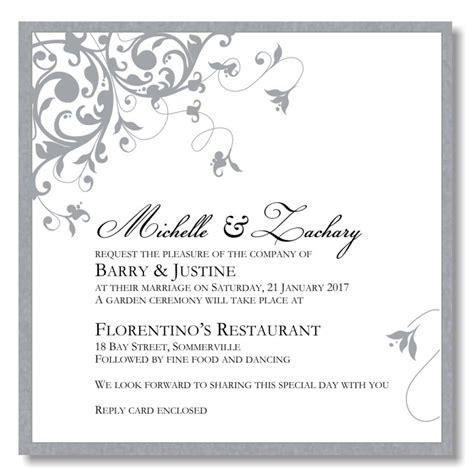 free printable download engagement invitation templates 2