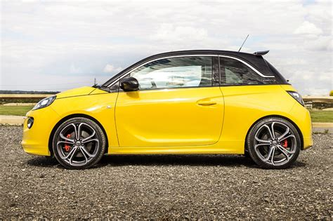 vauxhall vauxhall vauxhall adam s 2017 term test review car magazine