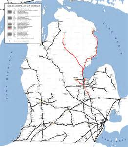 lake state railway system map