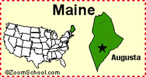 Maine The 23rd State by March 15 1820 Maine Joins The Union As The 23rd State