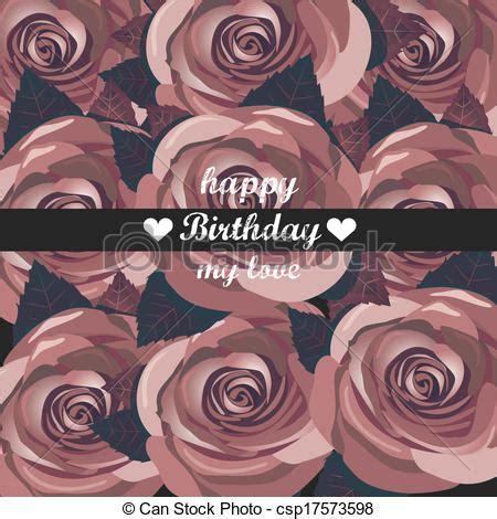 Imagenes Hipster De Feliz Cumpleaños   eps vectores de vector feliz cumplea 241 os tarjeta con