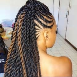 braids hairstyles black feathers 14 flattering hairstyles for african american women