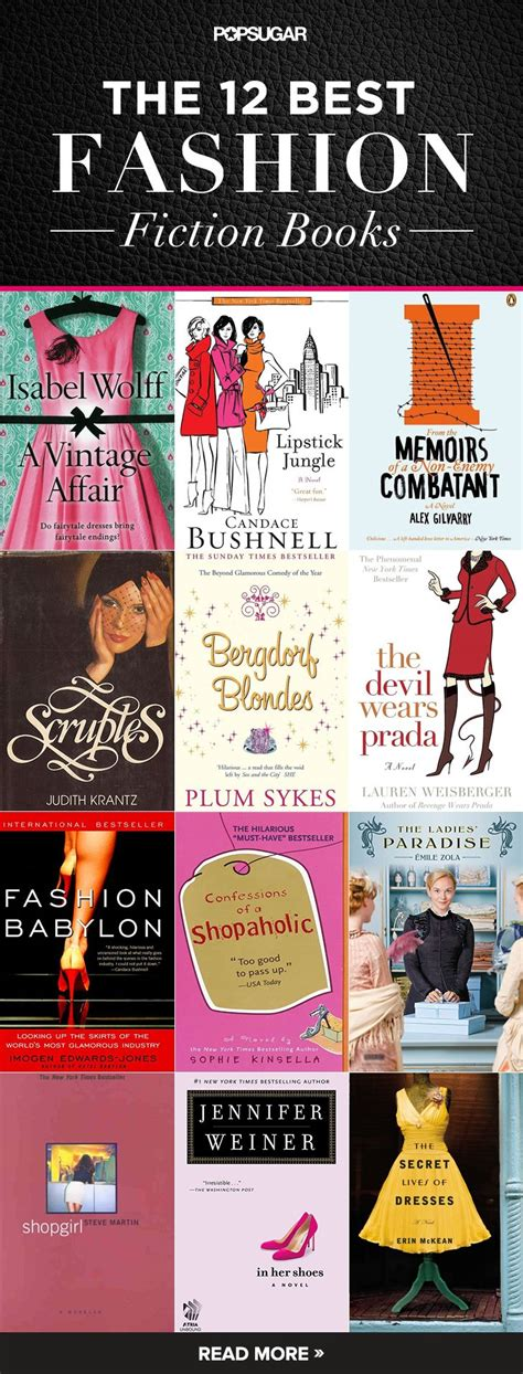 Reading Some Fashion Fiction the 12 fiction books any true fashion needs to read