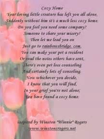 sympathy card poems and quotes quotesgram