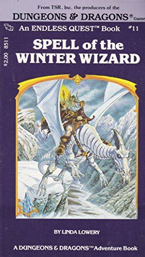 winter of the wizard book report how to read spell of the winter wizard endless quest