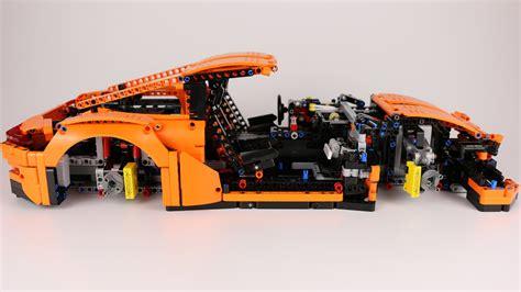 lego porsche box lego technic porsche 911 gt3 rs 42056 assemble the