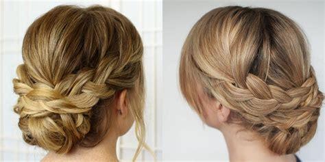 tutorial kepang rambut bentuk love tutorial super mudah sanggul simple dengan kepang foto