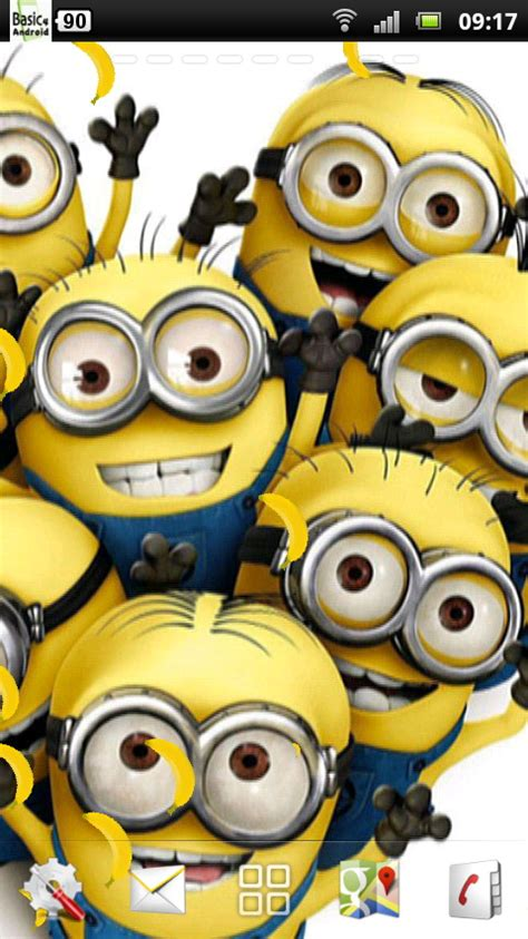 wallpaper minion for android hd minions wallpaper for android 36 wallpapers adorable