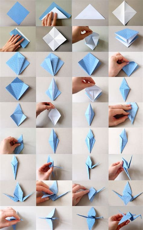 Paper Folding Things - 25 unique origami ideas on origami paper